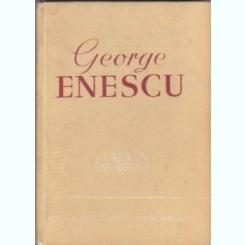 GEORGE ENESCU. VIATA IN IMAGINI - ANDREI TUDOR