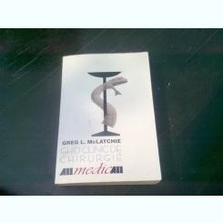 GHID CLINIC DE CHIRURGIE - GREG L. MCLATCHIE