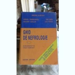 GHID DE NEFROLOGIE - GHEORGHE GLUHOVSCHI