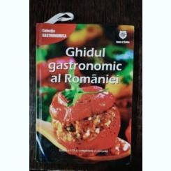 GHIDUL GASTRONOMIC AL ROMANIEI - EDITIA A VII A
