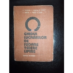 GHIDUL LUCRARILOR DE SUDARE TAIERE LIPIRE