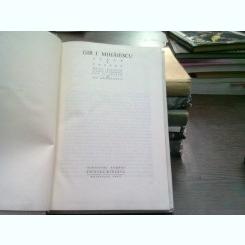 Gib.I. Mihaescu - OpereVol.V/teatru