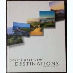 GOLF'S BEST NEW DESTINATIONS -BRIAN MCCALLEN