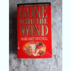 GONE WITH THE WIND - MARGARET MITCHELL  (CARTE IN LIMBA ENGLEZA)