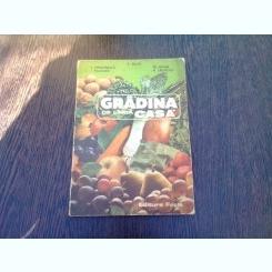 GRADINA DE LANGA CASA