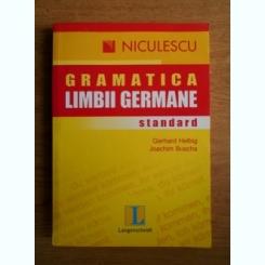 GRAMATICA LIMBII GERMANE, STANDARD - GERHARD HELBIG