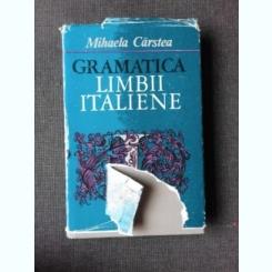 GRAMATICA LIMBII ITALIENE - MIHAELA CARSTEA