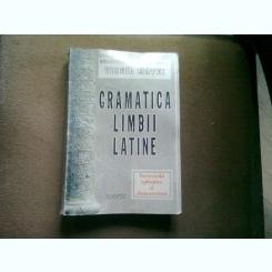 GRAMATICA LIMBII LATINE - VIRGIL MATEI