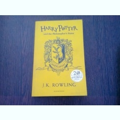 HARRY POTTER AND THE PHILOSOPHER'S STONE - J.K. ROWLING  (CARTE IN LIMBA ENGLEZA)
