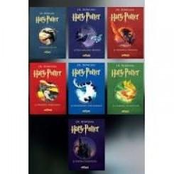 Harry Potter - J. K. Rowling, Pachet integhral, vol.I-VII
