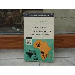 Histoire de l'Afrique des origines a nos jours , R. et M. Cornevin , 1964