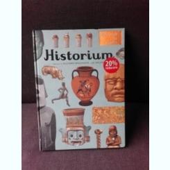 HISTORIUM, BUN VENIT LA MUZEU - JOE NELSON, ILUSTRATII RICHARD WILKINSON