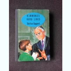 HOMMOND'S HARD LINES - SKELTON CUPPORD  (CARTE IN LIMBA ENGLEZA)