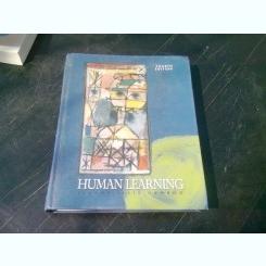 HUMAN LEARNING - JEANNE ELLIS ORMROD