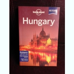 Hungary, Lonely Planet, ghid