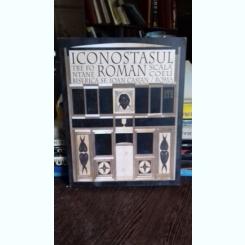 ICONOSTASUL ROMAN DE LA SCALA COELI