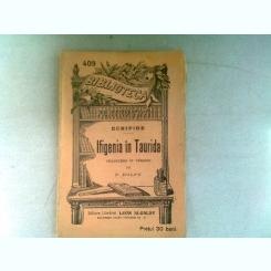 IFIGENIA IN TAURIDA - EURIPIDE