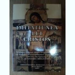 IMITATIUNEA LUI CRISTOS - THOMAS A KEMPIS