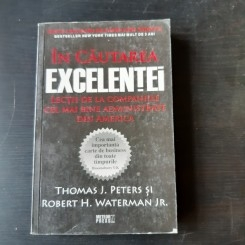 In cautarea excelentei , Thomas J. Peters