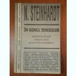 IN GENUL TINERILOR-N.STEINHARDT