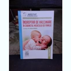 INDREPTAR DE VACCINARE IN CABINETUL MEDICULUI DE FAMILIE - VALERIA HERDEA