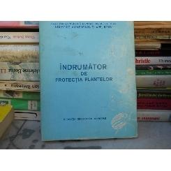 Indrumator de protectia plantelor , I. Gutenmaher
