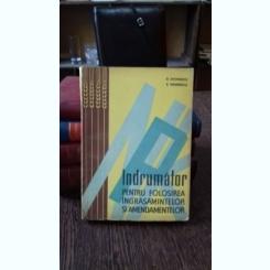 INDRUMATOR PENTRU FOLOSIREA INGRASAMINTELOR SI AMENDAMENTELOR - D. DAVIDESCU