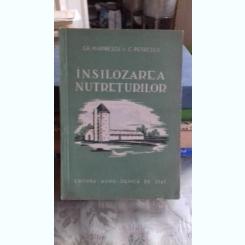 INSILOZAREA NUTRETURILOR - GH MARINESCU