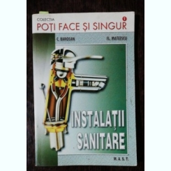 INSTALATII SANITARE - C.BAROSAN/FL.MATEESCU