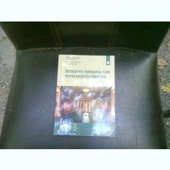 INSTRUMENTE FINANCIAR BANCARE PENTRU SOCIETATI COMERCIALE - IOANA HATEGAN