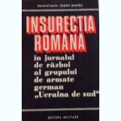 INSURECTIA ROMANA IN JURNALUL DE RAZBOI AL GRUPULUI DE ARMATE GERMAN