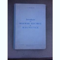 Introducere in masurari electrice si magnetice - V. Tutovan