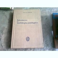 Introducere In Morfologia Patologica - E. Craciun