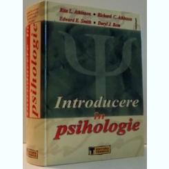INTRODUCERE IN PSIHOLOGIE DE RITA L. ATKINSON ... DARYL J. BEM , 2002