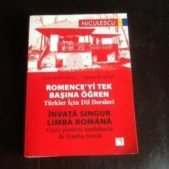 Invata singur limba romana. Curs pentru vorbitorii de limba turca - Gheorghe Doca, Bahadir Necat