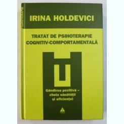 Irina Holdevici - Tratat de psihoterapie cognitiv-comportamentala