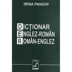 IRINA PANOVF - DICTIONAR ENGLEZ-ROMAN, ROMAN-ENGLEZ