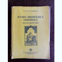 ISTORIA BISERICEASCA UNIVERSALA - IOAN RAMUREANU