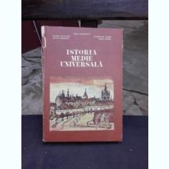 ISTORIA MEDIE UNIVERSALA - RADU MANOLESCU