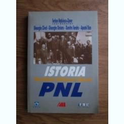 ISTORIA PARTIDULUI NATIONAL LIBERAL - SERBAN RADULESCU ZONER