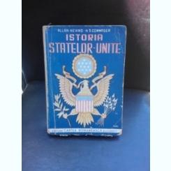 ISTORIA STATELOR UNITE- ALLAN NEVINS-H. S. COMMANGER