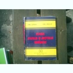 Istoria statului si dreptului romanesc -Emil Cernea si Emil Molcut