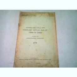 ISTORIA UNEI UTILE, NEINTELESE INSTITUTII PUBLICE: CURTEA DE CONTURI - GEORGE DRAGOMIRASCU  (EXTRAS DIN JURISPRUDENTA FINANCIARA)