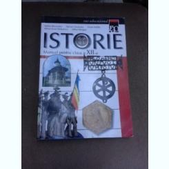 Istorie, manual pentru clasa  a XII-a - Stelian Brezeanu