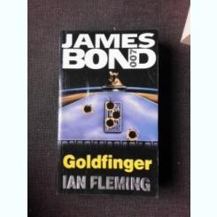 JAMES BOND 007, GOLDFINGER - IAN FLEMING