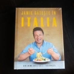 Jamie gateste in Italia