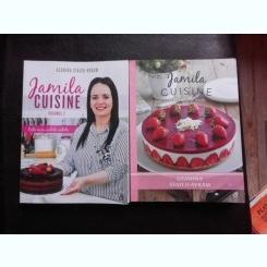 JAMILA CUISINE, CELE MAI IUBITE RETETE - GEANINA STAICU AVRAM  2 VOLUME