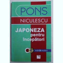 JAPONEZA PENTRU INCEPATORI LIPSA CD , 2007