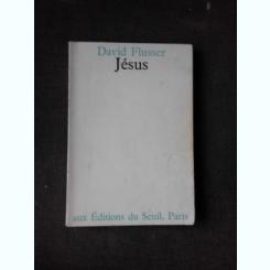 JESUS - DAVID FLUSSER  (CARTE IN LIMBA FRANCEZA)
