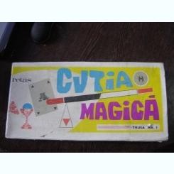 Joc vintage romanesc Cutia Magica Trusa nr. 1